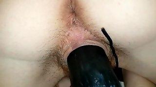 Big toys Bbc pussy creamy 1