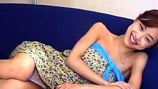 Hottest pornstar in fabulous asian, brunette sex movie