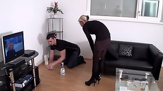 Young Mistresses Fetish Humiliation